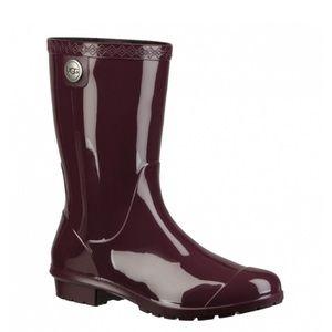 UGG Australia Sienna Port Rain boots Size 6 EUR 37